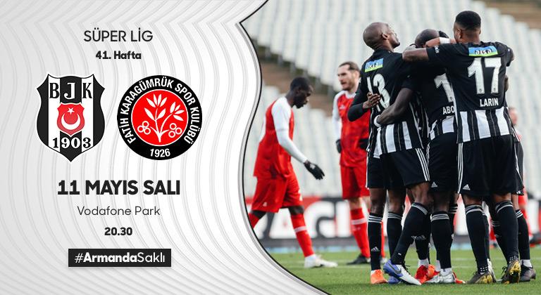 11 Mayıs 2021 Salı Beşiktaş Karagümrük maçı Justin tv izle - Taraftarium24 izle - Jestyayın izle - Selçukspor izle - Şifresiz canlı maç izle