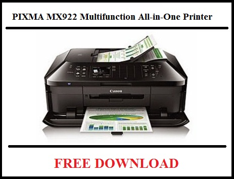Canon PIXMA MX922 Software and Driver Downloads for ...
