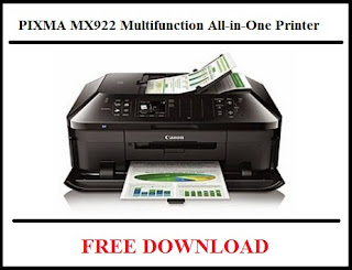 PIXMA MX922 Multifunction All-in-One Printer Inkjet Wireless