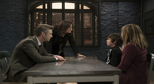 [REVIEW] LAW & ORDER: SVU: S18E11E12 - GREAT EXPECTATION/NO SURRENDER