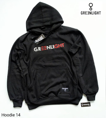 HOODIE GREENLIGHT (H14)