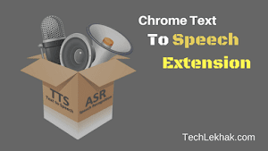 Best Text to Speech Chrome Extension (in Hindi)