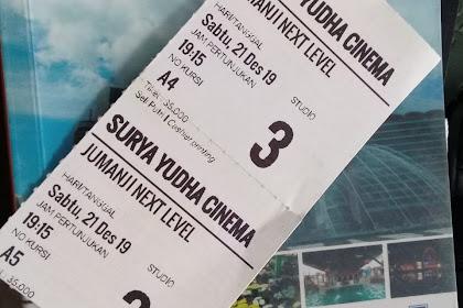 Cara Beli Tiket Bioskop Online dan Konvensional