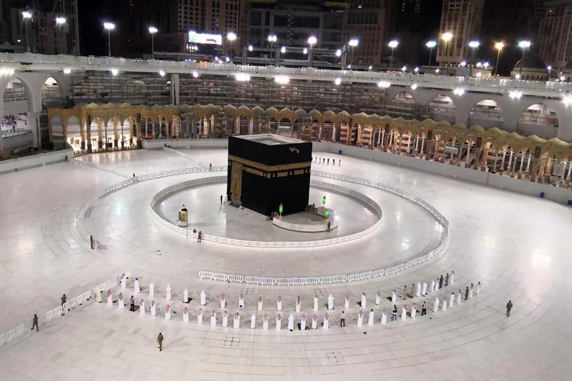 Keputusan Arab Saudi Gelar Haji Terbatas Sesuai Pedoman WHO