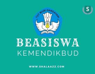 Beasiswa Unggulan Masyarakat Berprestasi Kemendikbud 2019/2020