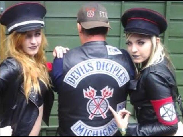 Biker Trash Network • Outlaw Biker News : Devils Diciples MC