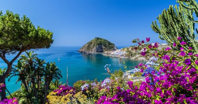 Le 6 spiagge più belle di Ischia