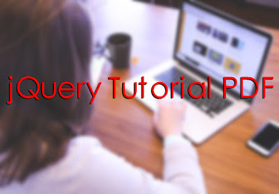 jQuery Tutorial PDF - Download jQuery Tutorial in PDF