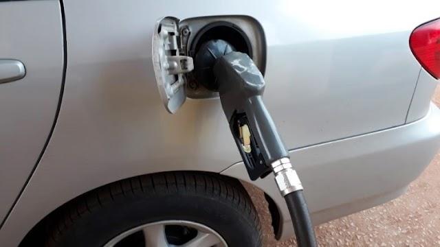 Preço da gasolina sobe pela quarta vez em 2021