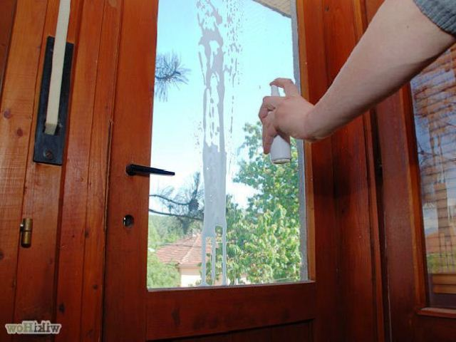 WINDOW GLASS Cleaner Recipe