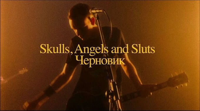 """Skulls, Angels And Sluts premiere video for new song """"Draft"""""""