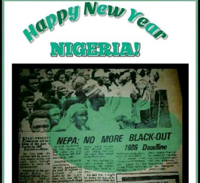 Check out the New Year resolution NEPA had in 1986