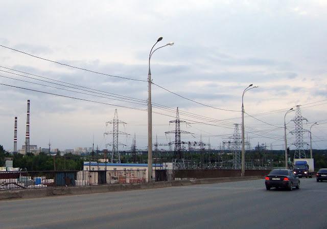 Самара, Ракитовское шоссе
