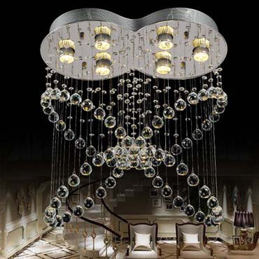 Mãn nhãn với những mẫu đèn trang trí nội thất độc đáo đẹp nhất