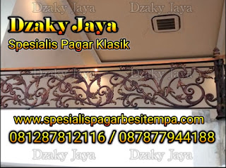 model balkon besi tempa, balkon klasik, railing balkon tempa klasik (5)
