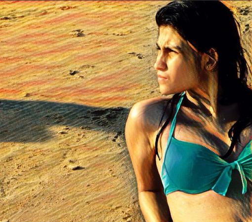 samara tijori bikini stills