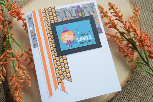 Doodlebug Pumpkin Party Cards by Jess Crafts