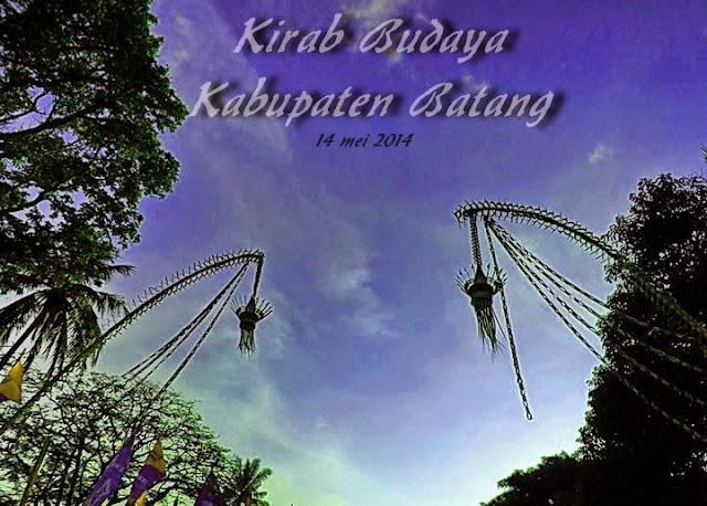 KIrab Budaya Kabupaten Batang