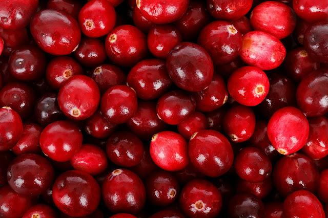 Inhaltsstoffe von Cranberrys
