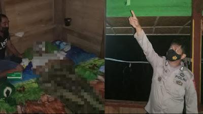 Seorang Karyawan Indomaret di Toraja Utara Ditemukan Gantung Diri