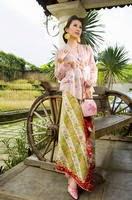 Foto Model Baju Kebaya Etnik