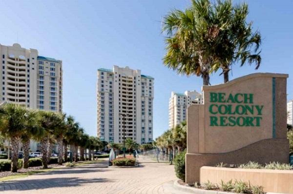 Beach Colony Resort Perdido Key B