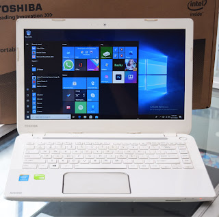 Jual Laptop Toshiba L40-A ( Core i5 ) Double VGA di Malang