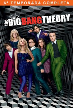 The Big Bang Theory 6ª Temporada Torrent – BluRay 720p Dual Áudio