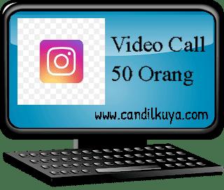 Sekarang Instagram Bisa Video Call 50 Orang