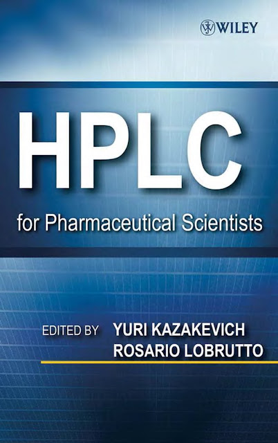 HPLC for pharmaceuticals Scientists.