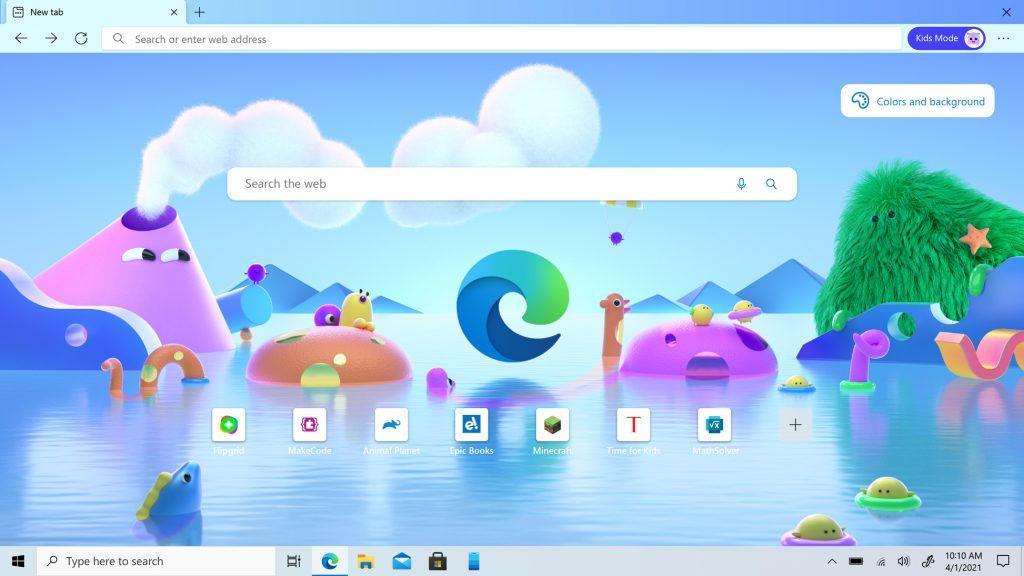La Modalità bambini di Microsoft Edge mette al sicuro i vostri figli dalle insidie del Web