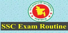 SSC Routine 2020: All Education Board SSC Exam Routine