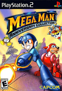 Mega Man Anniversary Collection (PS2) 2004