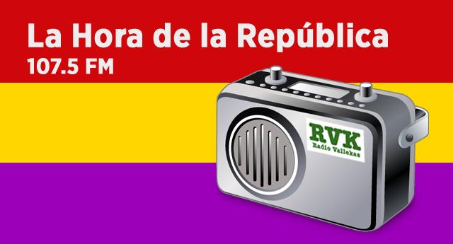 """Programa de Radio: """"La Hora de la República"""""""