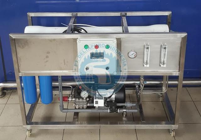 Mesin RO Air Laut 3000 Liter per Hari