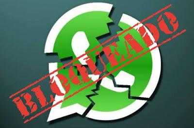 WhatsApp será bloqueado novamente na tarde de hoje