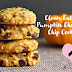 Clean Eating Pumpkin Chocolate Chip Cookies