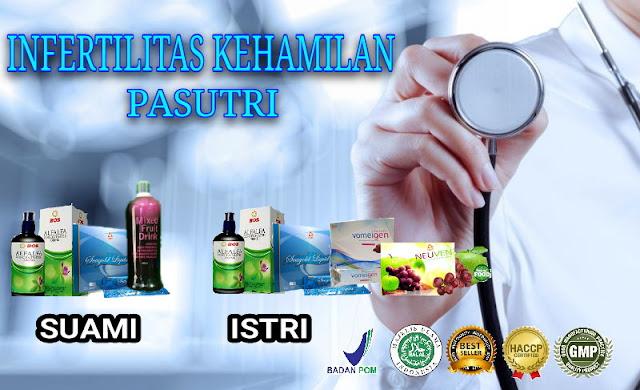 Herbal bee untuk program hamil