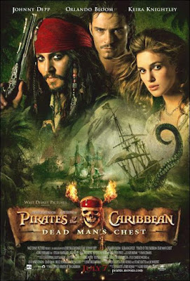 Pirates Of The Caribbean: Dead Man's Chest 2006 DVD R1 NTSC Latino