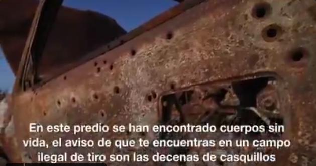 Video: Así es el cementerio del terror de Los Chapitos y El Mayo Zambada en Culiacán, Sinaloa