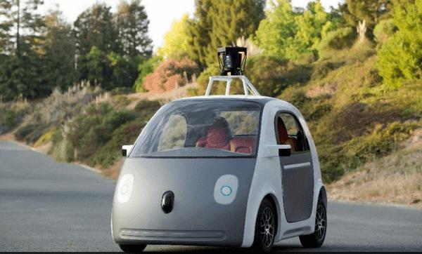 أخيرا سيارة جوجل أصبحت جاهزة