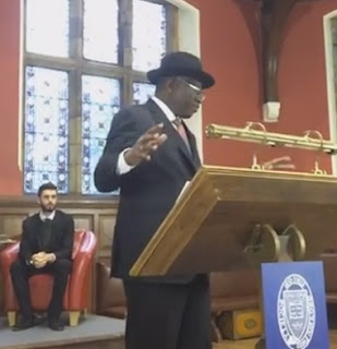 10 quotes from President Goodluck Jonathan's speech at Oxford University