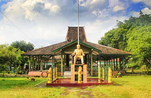 Monumen Dr. Soetomo Ngepeh