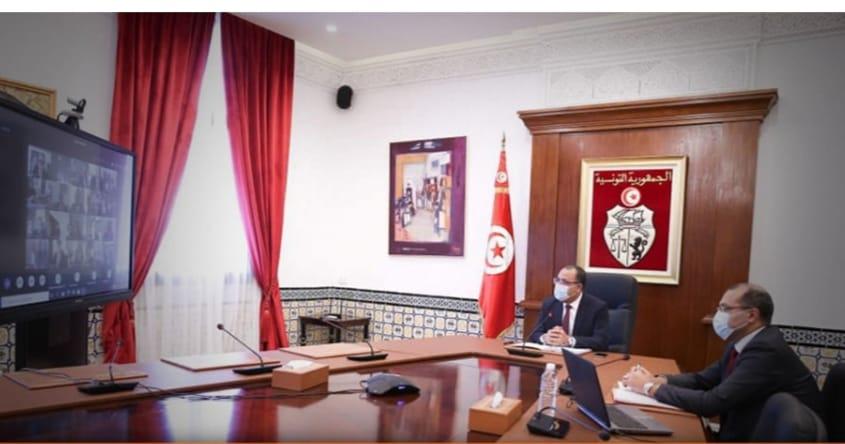 مجلس الوزراء التونسي يصادق علي الترخيص الدوله للانضمام الي كوفاكس