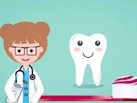 Cara Membersihkan Karang Gigi dengan Pasta Gigi