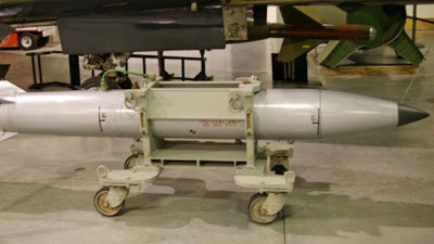 la proxima guerra bombas nucleares b61 termonuclear estados unidos turquia
