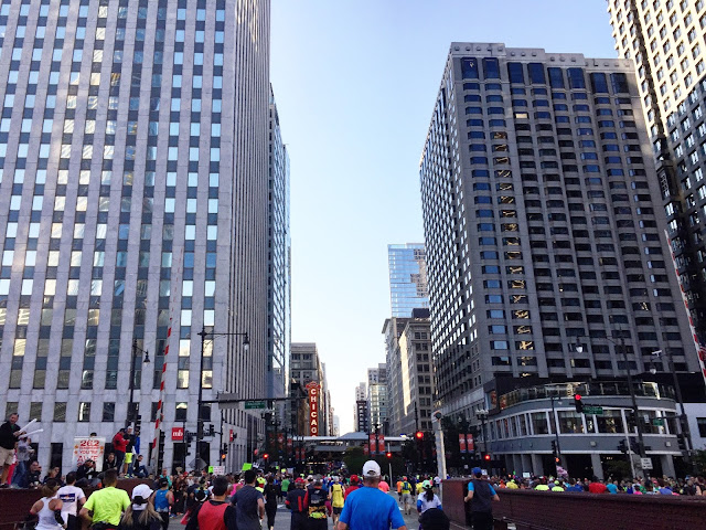 Chicago Marathon 2016 race recap