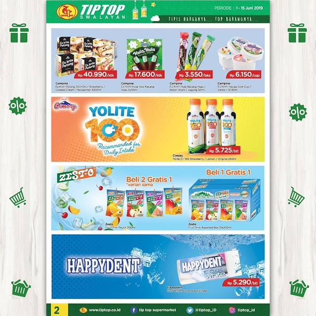 #TipTop - #Promo Katalog 2 Mingguan Periode 01 - 15 Juni 2019