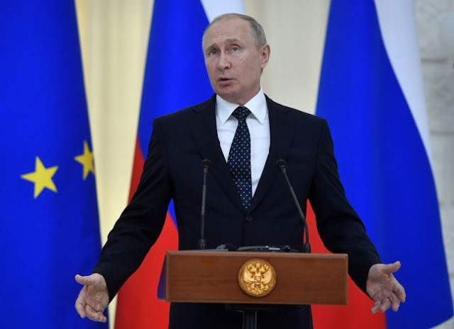 Πούτιν: Οι σχέσεις Μόσχας - Ουάσινγκτον «όλο και επιδεινώνονται»