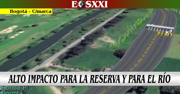 La CAR indicó que la vía Suba–Cota requiere tramite de licencia ambiental